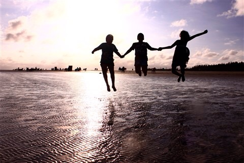 Friendship. The God Kind ofFriendship.